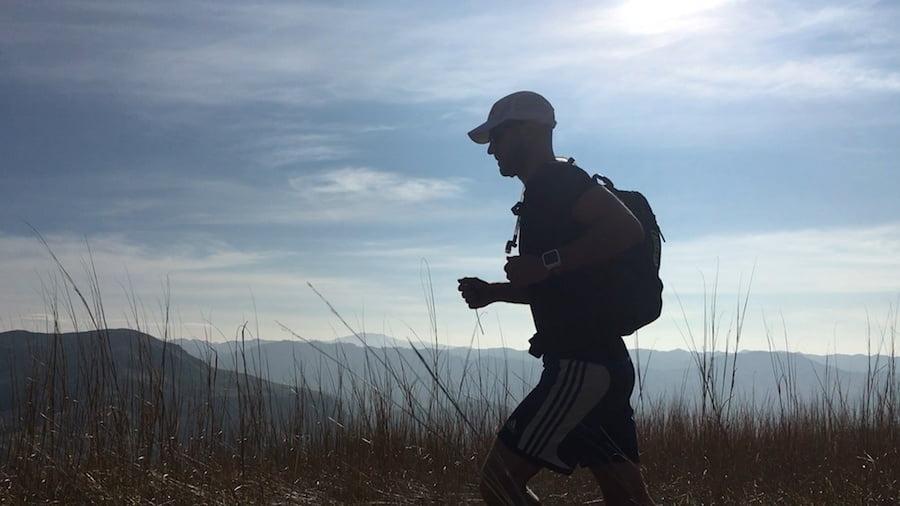 Adventure runner in Fiji