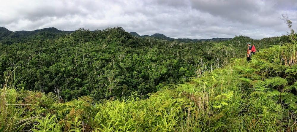 Greater Tomaniivi area