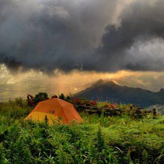 Not a bad spot to pitch a tent #mtbatilamu #moretofiji #greatoutdoors #koroyanitu #talanoatreks #hikingfiji